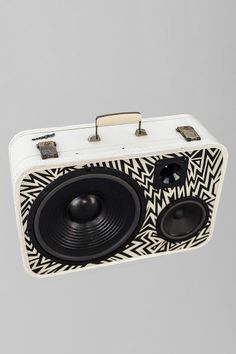 BoomCase Shuford Alexander Speaker now available at Urban Outfitters - #BoomCase #BoomBox #UrbanOutfitters