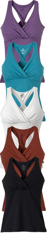 prAna Kira Top.  Another Prana thing I have in several colors.  Soft & flattering.
