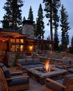 Sitting around an outdoor fire pit with loved ones, gazing at the warm flames under the starry night sky, life is just blissful and magical! As a home and garden designer, I see fire pit on almost …