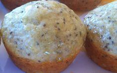 Honey Lemon Chia Seed Muffins - Weight Watchers Recipes