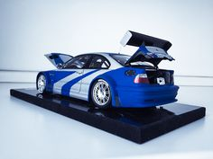 Bmw M3 GTR need for speed Most Wanted