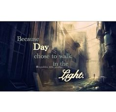 Love this quote!! Love June and Day!! Legend trilogy is in my top 5 favorite book series ❤