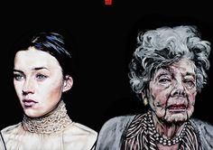 «Solitude, 2» Portrait Art, Portraits, Solitude, Joker, Artist, Artwork, Anime, Painting, Fictional Characters
