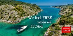 Escape inspiration.