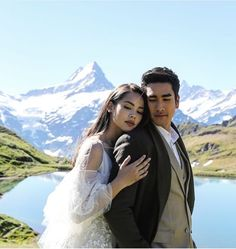 Love Photography, Wedding Photography, Thai Princess, A Love So Beautiful, Thai Drama, Drama Korea, Sweet Couple, Celebrity Couples, Traditional Dresses