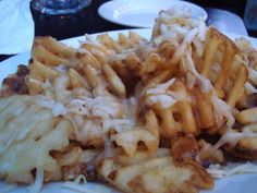 The Aresenal- Poutine Fries