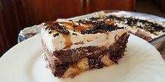 Εντυπωσιακή καρυδόπιτα με μπόλικη κρέμα πατισερί Tiramisu, Ethnic Recipes, Desserts, Food, Tailgate Desserts, Deserts, Essen, Postres, Meals