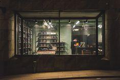 Nudie Jeans Repair Shop Jakobsbergsgatan Stockholm