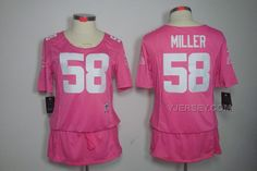 http://www.yjersey.com/for-sale-nike-broncos-58-miller-pink-women-elite-skirts.html FOR #SALE #NIKE BRONCOS 58 MILLER PINK WOMEN ELITE SKIRTSOnly$36.00  Free Shipping!