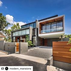 #Repost @modern_mansions with @repostapp  Mimosa Road By : Park & Associates Pte Ltd Located in Singapore  Via: @modern_mansions ------------------------------------------ #luxury#luxuryhome#luxuryhomes#luxuryhouse#luxuryhouses#luxurylife#luxurylifestyle#mansion#mansions#mansionhouse#bighouse#bighouses#rich#richlife#richlifestyle#homes#homesweethome#homestyle#homestead#view#views#house#houses#resort#resorts#modern#contemporary ------------------------------------------ @Instagram…
