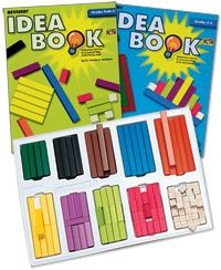 Idea Book: Mathematics Activities for Cuisenaire® Rods