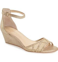 Main Image - Imagine by Vince Camuto 'Joan' Studded Wedge Sandal (Women)