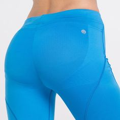 Women's Sexy Hips Compression Push Up Leggings by VANSYDICAL