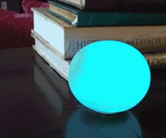 Ambient Orb utilizes streaming data to change color