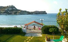 Our #garden #infrontthesea 💓 #visitgreece #family #holidays #creta #crete Crete, Dolores Park, Villa, Holidays, Garden, Travel, Holidays Events, Garten, Viajes