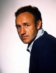 Gene Hackman. (I like him at any age, but look how handsome he was when he was young!)