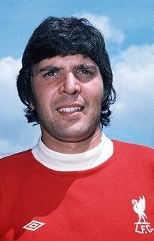 Peter Cormack Liverpool 1976