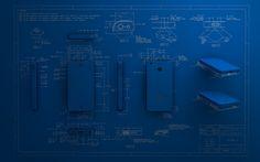 Blueprint 3D iPhone 5 by Dracu-Teufel666.deviantart.com on @DeviantArt