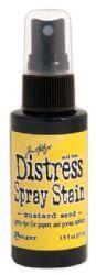 Ranger, Tim Holtz® Distress Spray Stain - Mustard Seed