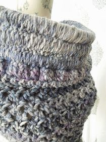 Katniss Cowl Free Pattern - I want one for winter!