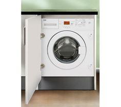 BEKO WMI61241 Integrated Washing Machine #NewHomeAppliances