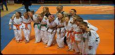 Nederlands Kampioenschap Jiu Jitsu 6te Almere – Daverend succes voor Shi-Sen-Do