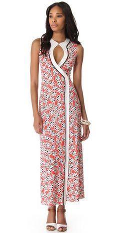 Resort Style = Diane von Furstenberg Peninsula Dress