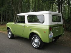 Vintage International Scout | 1969 International Scout 800A Survivor