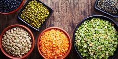 Farebná šošovica: Viete, ktorý druh je najvýživnejší a ako ju pripraviť? Beans, Vegetables, Food, Essen, Vegetable Recipes, Meals, Yemek, Beans Recipes, Veggies