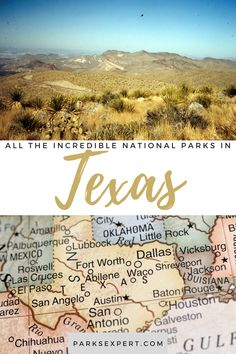 The national parks in Texas provide an excellent opportunity to escape the city and enjoy some peace and quiet. Learn more about the Texas national parks.