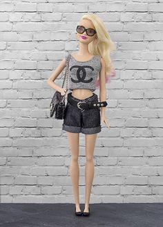 Barbie ropa y accesorios: MODA
