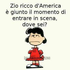 Zio ricco d'America? Game Of Thrones, Gruseliger Clown, Lucy Van Pelt, Funny Quotes, Funny Memes, Online Album, Quotations, Have Fun, Inspirational Quotes