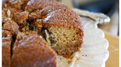 Armenian nutmeg cake recipe : SBS Food