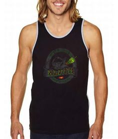 Kluch Mens Rasta Marlin Tank Top