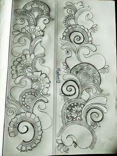 Pretty Henna Designs, Latest Arabic Mehndi Designs, Henna Tattoo Designs Simple, Simple Arabic Mehndi Designs, Latest Bridal Mehndi Designs, Mehndi Designs Book, Full Hand Mehndi Designs, Stylish Mehndi Designs, Mehndi Designs 2018