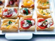 19 Perfect Christmas Appetizers  This selection of elegant appetizers and festive party recipes are delicious and easy to prepare for Christmas and the Christmas holiday season.