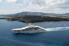 dilbar yacht pictures