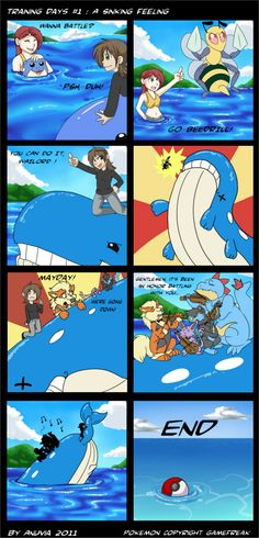 Funny Pokemon Comics | Funny Pokemon comics