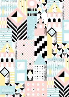 print & pattern: SURTEX 2016 - stacy peterson