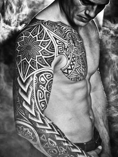 Tattoo-Journal.com - THE NEW WAY TO  DESIGN YOUR BODY   55 Superb Sleeve Tattoos Ideas for Men and Women – Various Designs   http://tattoo-journal.com