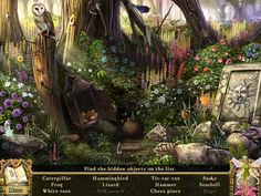 Awakening: Moonfell Wood > iPad, iPhone, Android, Mac & PC Game | Big Fish
