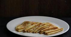Bezglutenowe naleśniki doskonałe   Natchniona What's For Breakfast, Gluten Free Recipes, Free Food, Waffles, French Toast, Bacon, Pie, Cooking, Desserts