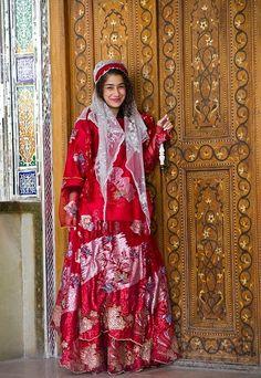 Iranian traditional garment
