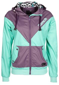 Bench  WITHY GROVE - Light jacket - purple