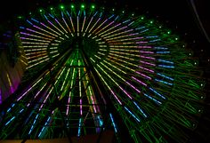 Beautiful spot in Taipei to hangout at night! Taipei, Ferris Wheel, Travel Photos, Traveling By Yourself, Travel Photography, Places To Visit, Night, Beautiful, Travel Pictures