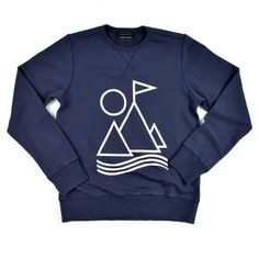 Navy #Sweater. Buy now from our shopping page!
