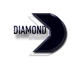 DCastro Propaganda: criação / logo - diamond dreams / ARTE