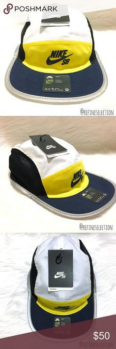 faeef8ec2aa Nike SB Windrunner 5 Panel Reversible Cap Hat AW84 Brand new with tags