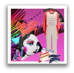 """Kimono Cool"" by kari-c ❤ liked on Polyvore featuring Liz Nehdi, MaxMara, Alexis, Qupid, Steve Madden, Tom Ford, Jarin K, Effy Jewelry and kimonos"