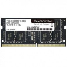 TEAM ELITE 8GB 2666MHz Laptop RAM Ram Price, Ddr4 Ram, Memory Module, Laptop Repair